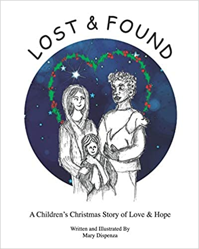 Lost and Found: A Children's Christmas Story book cover